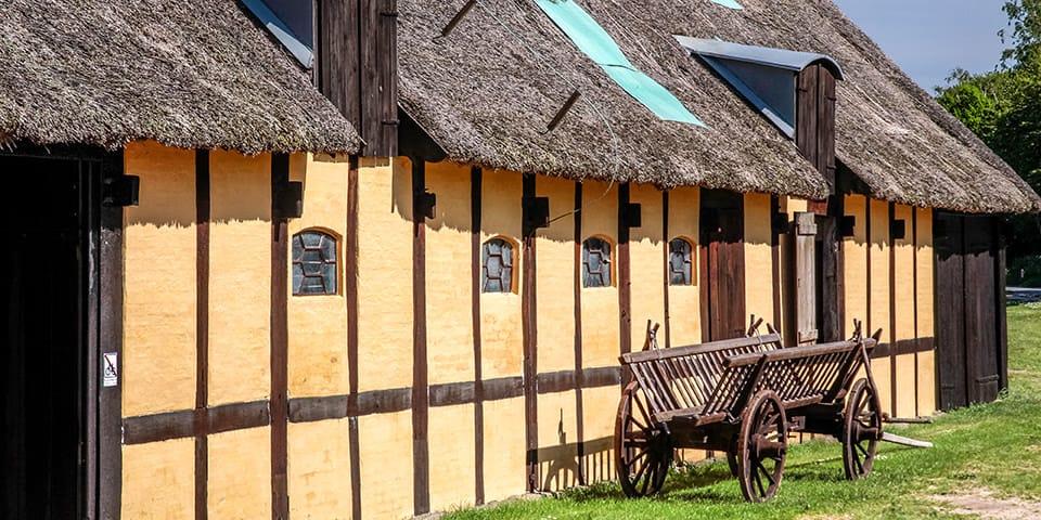 Meldstedgård museum - Bornholm Gudhjem