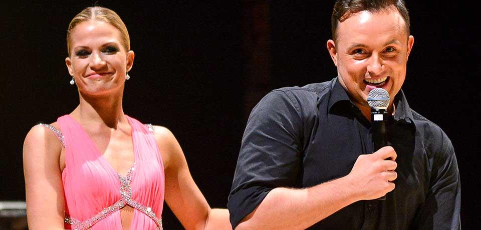 De professionelle dansere Thomas Evers Poulsen og Mie Moltke.