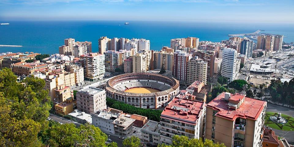 Picassos fødeby, Málaga.