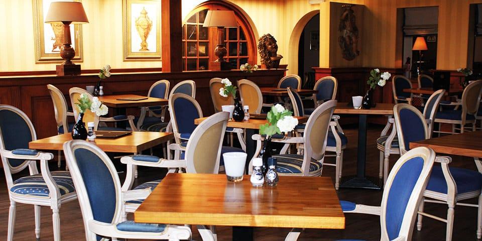 Restaurant paa Hotel Marijke