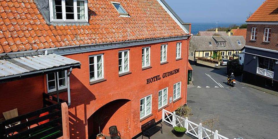 Hotel Gudhjem - Bornholm Gudhjem