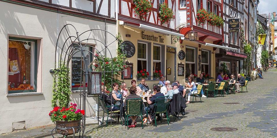 Bernkastel, Tyskland
