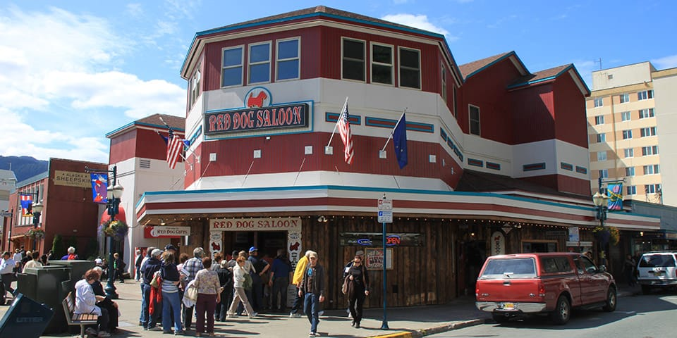 Red Dog Saloon i Juneau.
