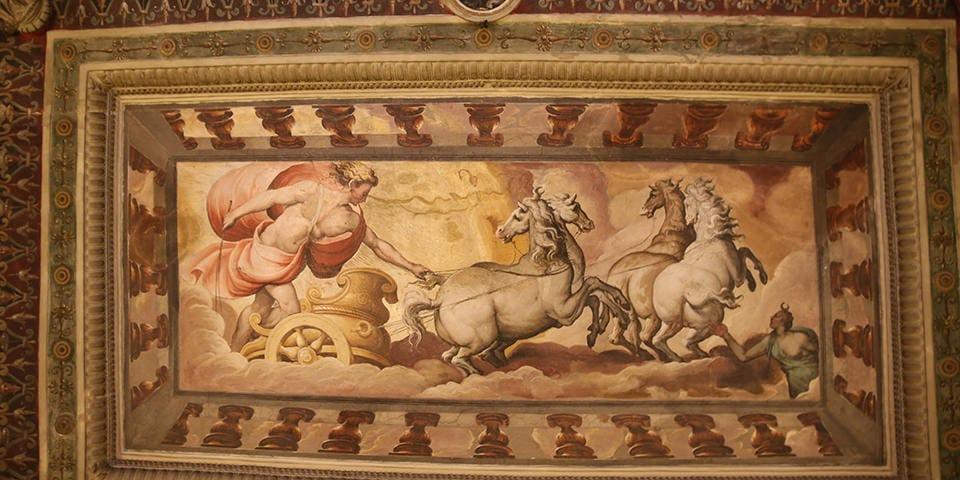 De flotte lofter på Hotel Columbus - Storbyferie i Rom