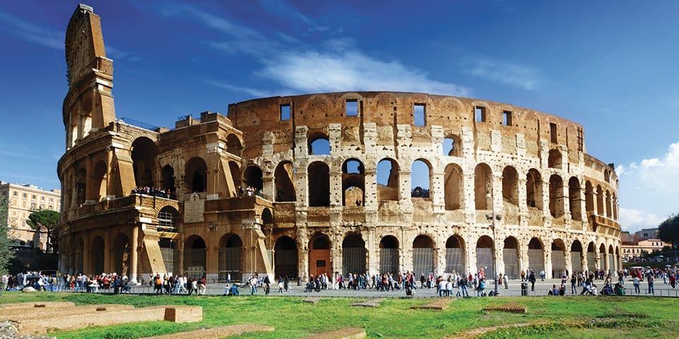 Colosseum - Storbyferie i Rom