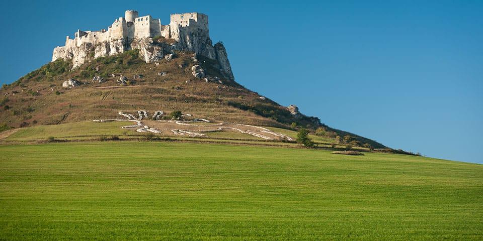 Spis slottet - Slovakiet og Tatrabjergene