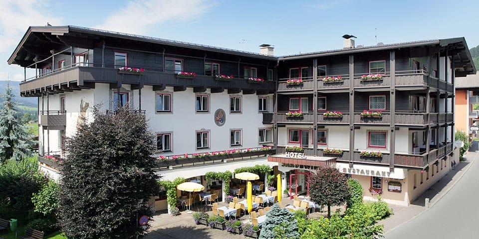 Hotel Jakobwirt - Westendorf Tyrol i fuldt flor