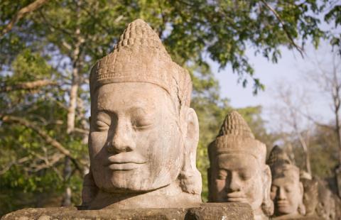 Angkor Wat - Cambodja Et vidunderligt kongerige