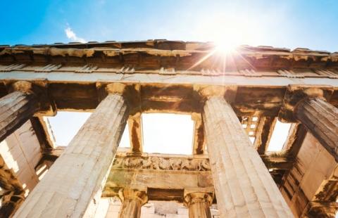 Amfiteater i Grækkenland