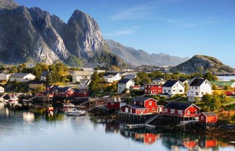 Rejser til Nordkap og Lofoten
