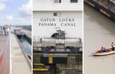 Tema Panamakanalen