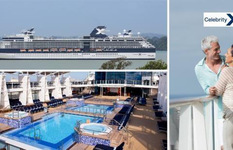 Tema Celebrity Cruises