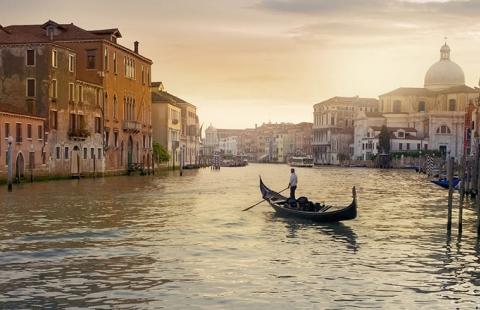 Gondol - Venedig uden stress