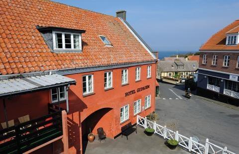 Hotel Gudhjem, Bornholm