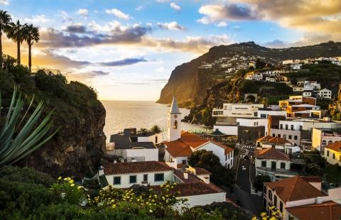 Camara Los Lobos på Madeira.