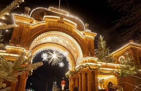 Vitus Verden - Julefrokost i Tivoli