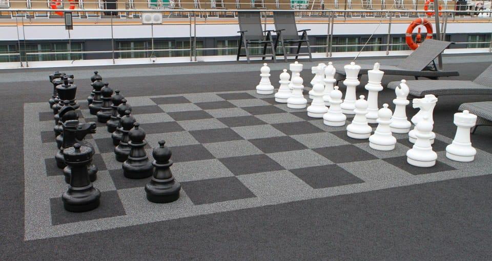 Hvad med et parti skak?