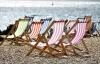 Badestole på Den Engelske Riviera