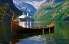 Fjordkrydstogt i Norge