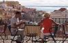 Kaffe på balkon - På opdagelse i Portugal