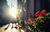 Sol i Rigas gader i Riga