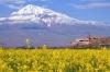 Ararat i Armenien.