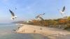 Stranden i Misdroy.