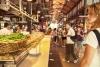 På marked i Madrid
