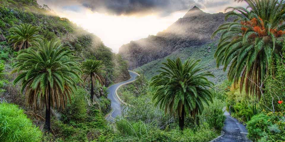 Byen Masca er berømt for sin utrolige udsigt over rå kløfter og smukke dale.