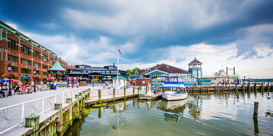 Alexandria i Virginia.