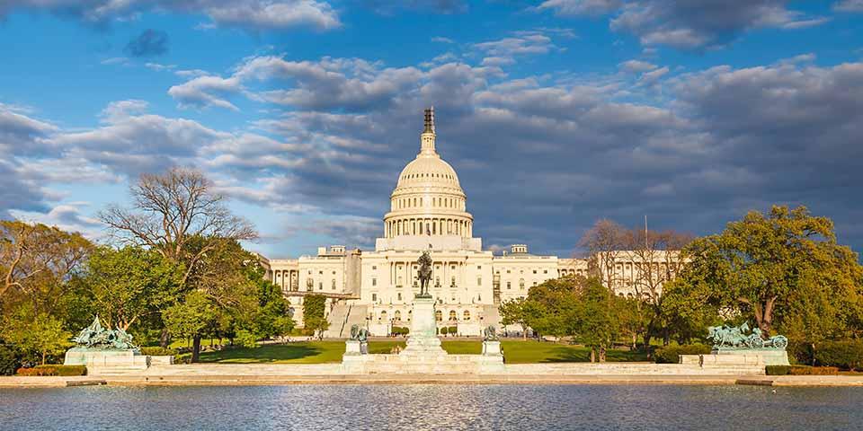 Washington Capitol.