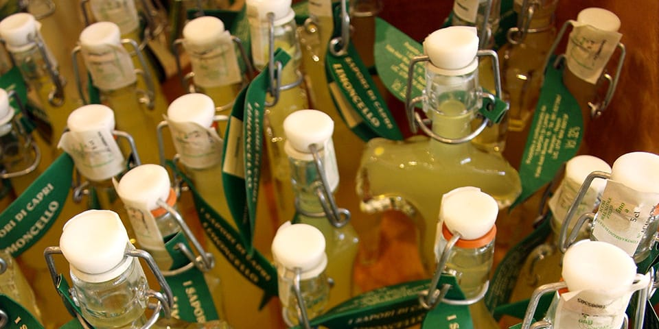 Limoncello - Amalfikysten