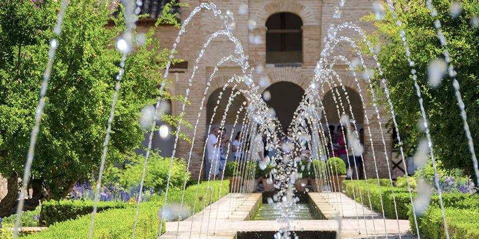 Alhambrapaladset er en oplevelse uden lige.