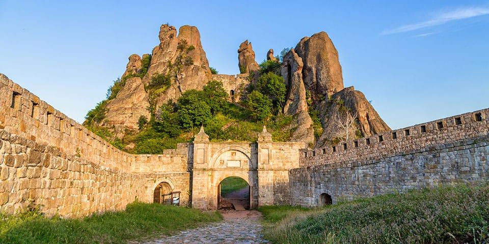 Belogradchik-fæstningen.
