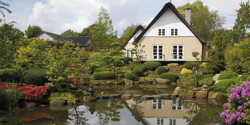 De Japanske Haver ved Broby.