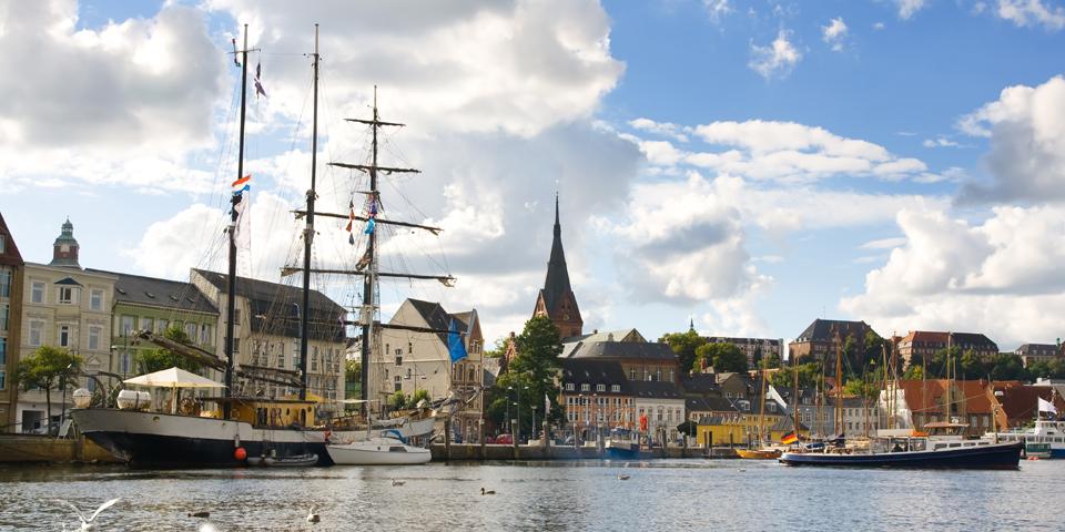 Smukke Flensborg.