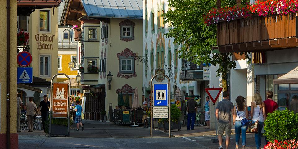 St. Johann in Tirol.