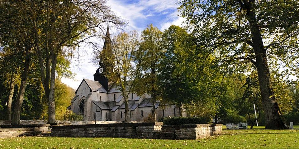 Vi besøger Varnhem Klosterkirke.
