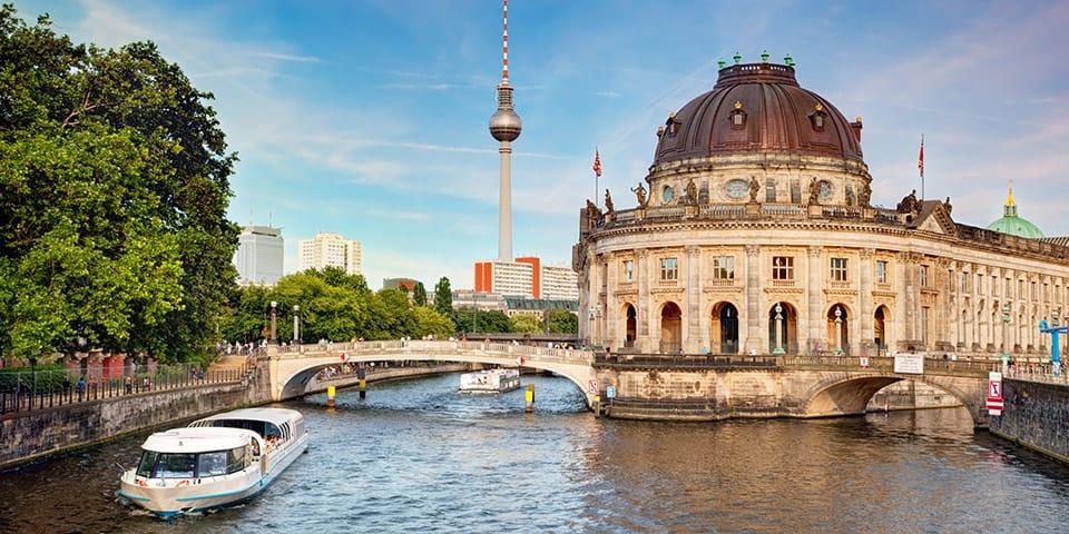 Museumsøen i Berlin - Berlin