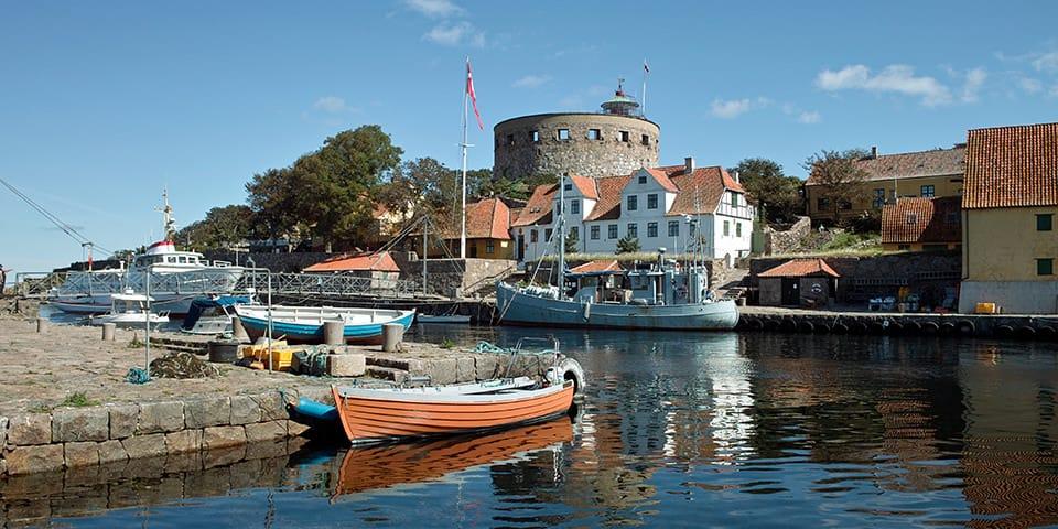 Christiansø - Bornholm