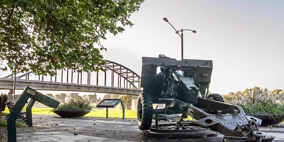 Arnhem - Holland Nytårskrydstogt