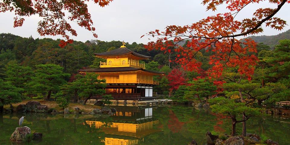 Guldpavillonen, Kinkaku-ji