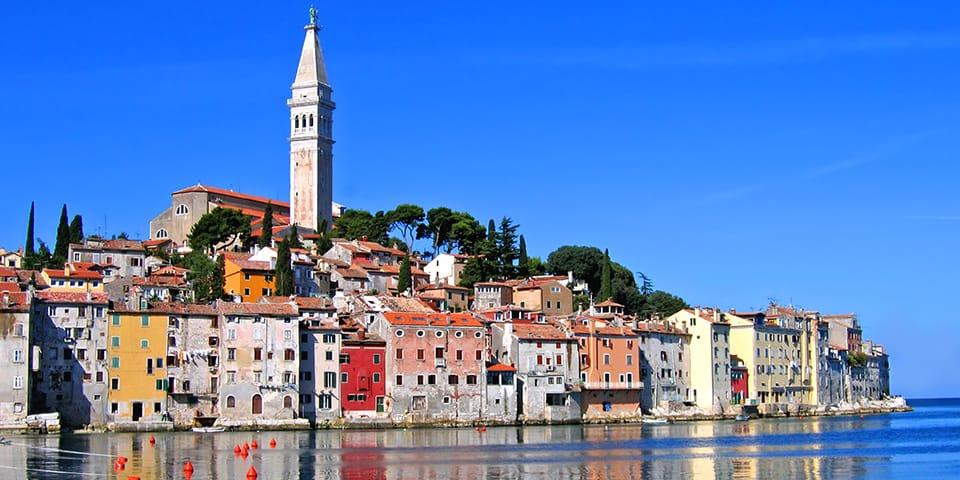 Rovinj - Istriens Venedig.