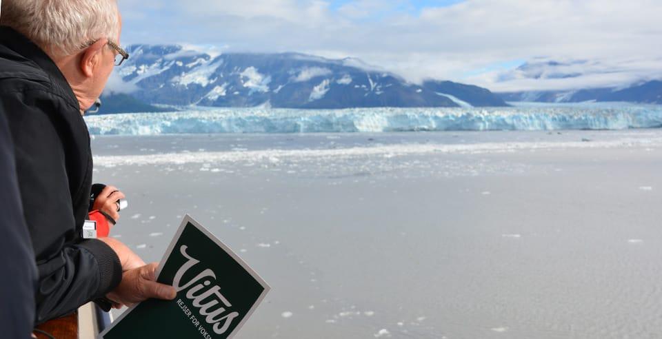 Hubbard-gletsjeren.