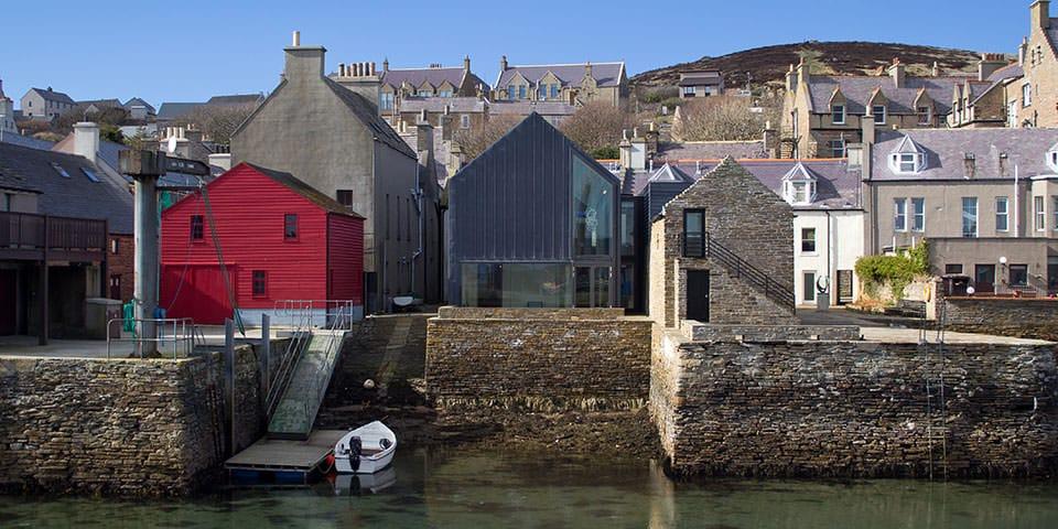 Stromness - Skotland & Orkneyøerne