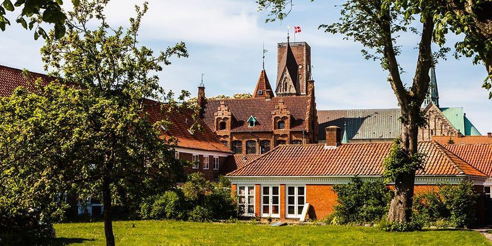 Danmarks ældste by Ribe.