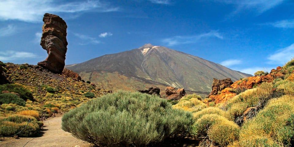 Vulkanen Teide.