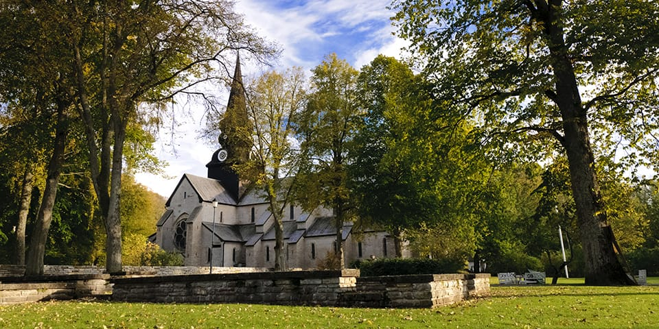 Varnhem Kirke.