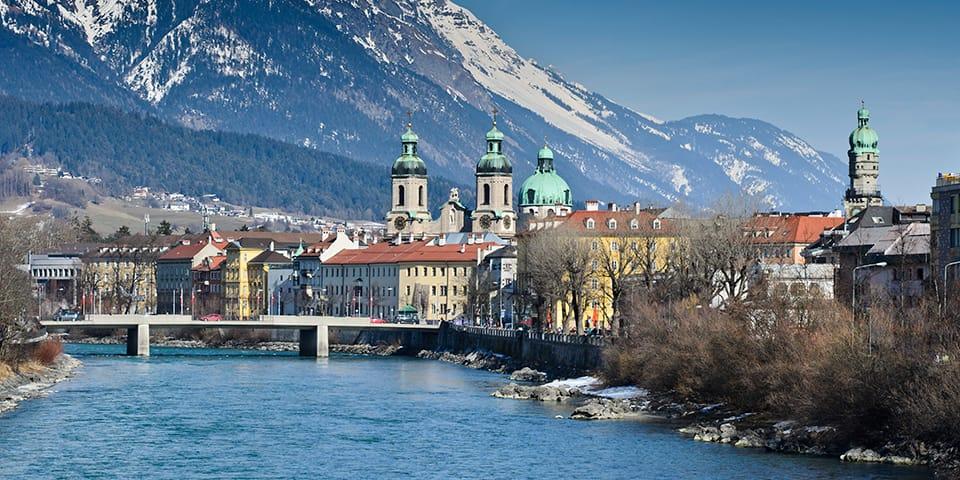 Dejlige Innsbruck.