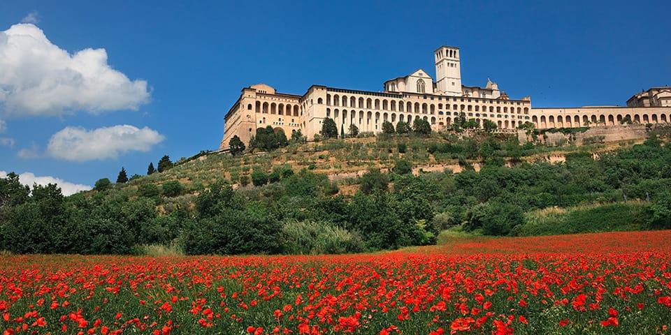 Assisi - Trevi italiens spisekammer